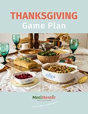 Thanksgiving Game Plan cover